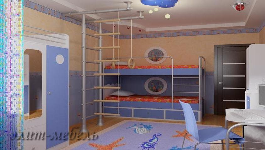 бамбини детская мебель