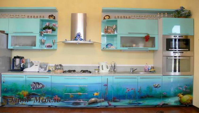 фотопечать на кухне в Ростове