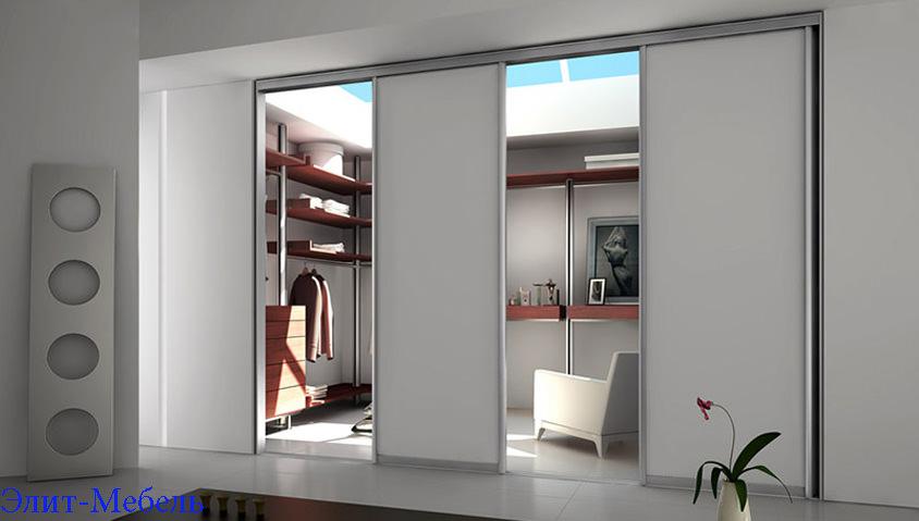 дорогая гардеробная комната