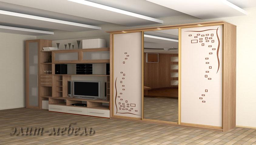 встроенный шкафы купе недорого в новосибирске