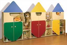 стенка для игрушек
