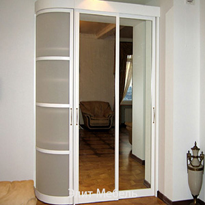 шкафы-купе для дома