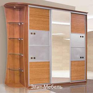 шкафы купе от Элит-Мебель