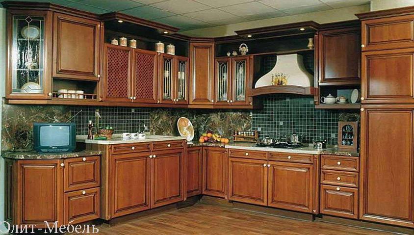 кухни из массива белоруссия