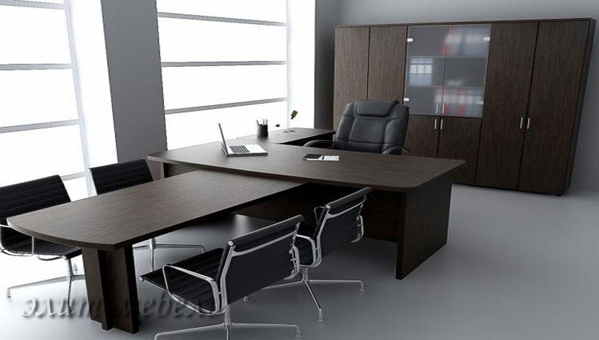 спаренные столы для офиса