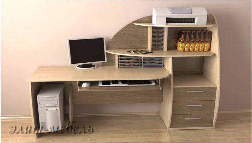 недорогой стол в офис