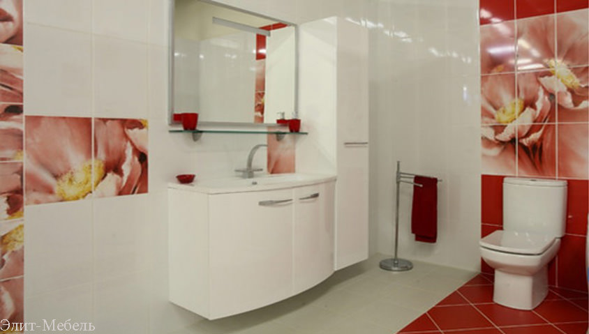 фото мебели в ванной
